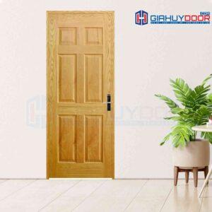 Cửa gỗ cao cấp HDF Veneer 6A-ash (2)