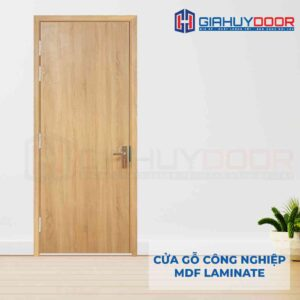 Cửa gỗ công nghiệp MDF Laminate P1 (3)