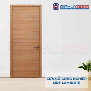 Cửa gỗ công nghiệp MDF Laminate P1 van ngang (2)