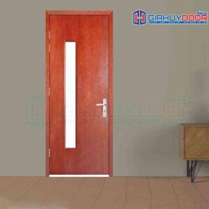Cửa gỗ cao cấp MDF Veneer P1G1 cam xe (2)