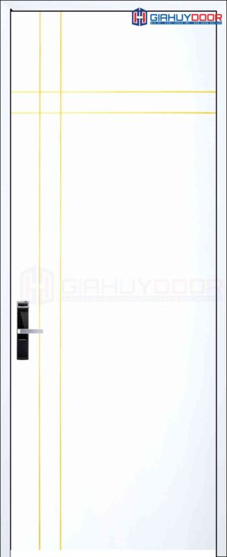 Cửa gỗ công nghiệp MDF Veneer P1R4a (3)