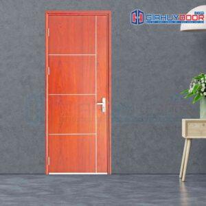 Cửa gỗ cao cấp PVC MDF Veneer P1R4b xoan dao (2)