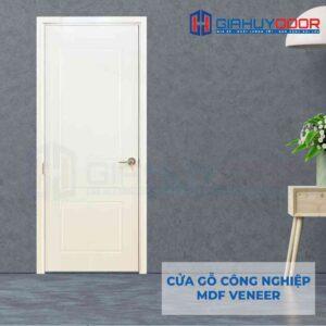 Cửa gỗ công nghiệp MDF Veneer P1PN2-C1