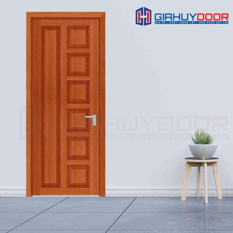 Báo giá cửa gỗ công nghiệp HDF Veneer