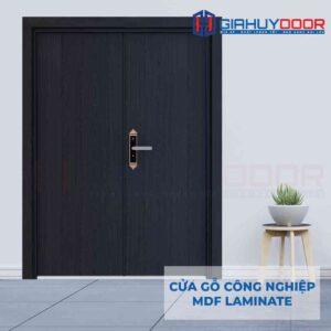 Cửa gỗ công nghiệp MDF Laminate 2P1
