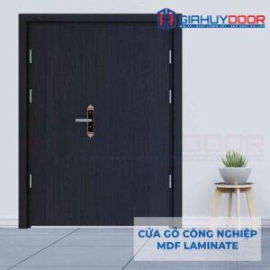 Cửa gỗ công nghiệp MDF Laminate 2P1s
