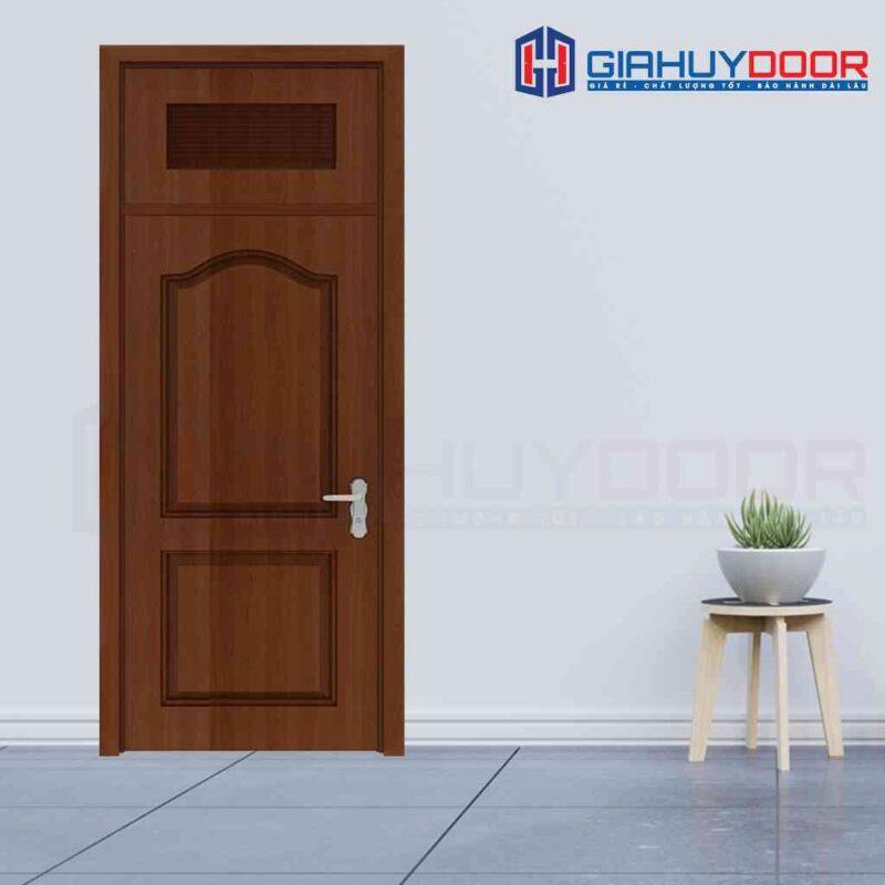 Báo giá cửa gỗ công nghiệp HDF