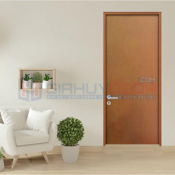 Cửa gỗ công nghiệp được ứng dụng rất nhiều trong căn hộ chung cư, nhà ở