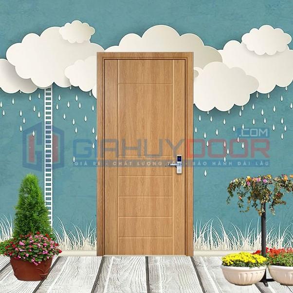 Dòng cửa được sử dụng phổ biến ở những môi trường thường xuyên tiếp xúc với nước