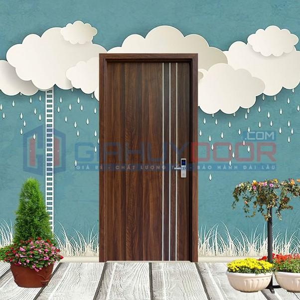 Cửa gỗ có khả năng chịu nước có nhiều mẫu mã khác nhau mang đến sự đa dạng trong lựa chọn cho người sử dụng