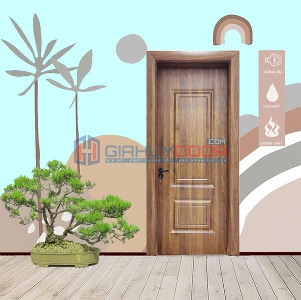 Mẫu cửa đẹp tại Giahuydoor