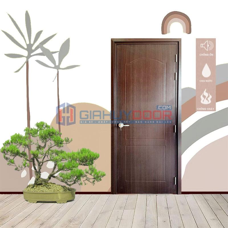 Báo giá cửa nhựa gỗ composite mới nhất 2021