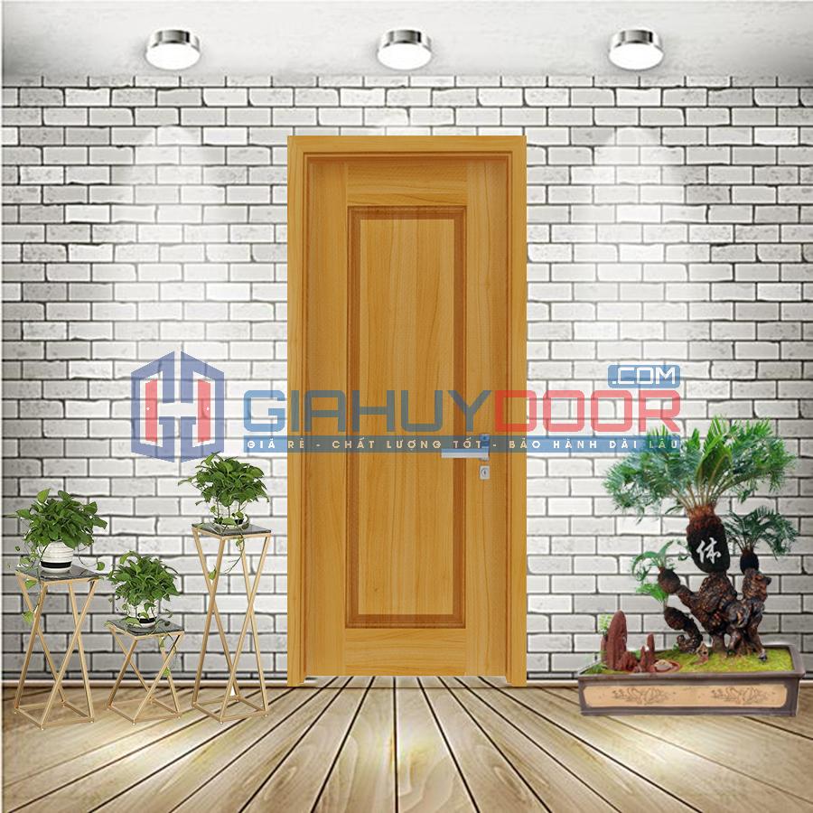 Báo giá cửa nhựa gỗ composite CNC