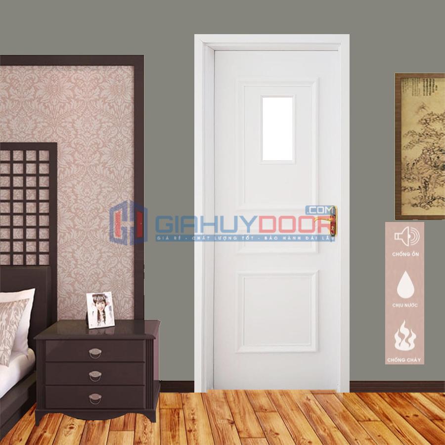 Báo giá cửa nhựa giả gỗ Composite